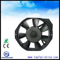 Wholesale AC 220V / 240V 2500RPM Equipment Cooling Fans With Magnet Wires from china suppliers