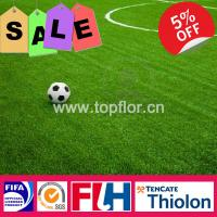 Buy cheap Low Price Anti-UV Sports Soccer Field/ Playground Artificial Grass from wholesalers