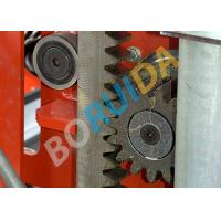 Wholesale Painted SC320 Red Material Building Site Hoist 3.2m x 1.5m x 2.5m Cage 2050kg from china suppliers