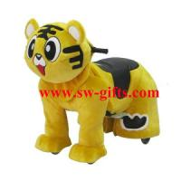 Wholesale Fashionable motorized plush riding animals,animal motorized in mall from china suppliers