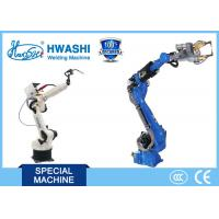 Wholesale HWASHI Automatic Industrial Robot  Arm for Multipoint Sheet Welding from china suppliers
