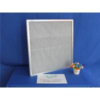 Wholesale G2 Metal Air Filter Frames Ventilation Systems High Temperature Filter Media from china suppliers