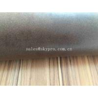Quality Thermal Insulation Rubber Sheeting Roll Soundproof Acoustic Cork Rubber Sheet for sale