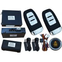 Wholesale Smart Vehicle Alarm System Rfid Keyless Push Button Start System Handfree Lock Or Unlock from china suppliers