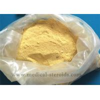 Wholesale Yellow Tren Anabolic Steroid Powder Trenbolone Enanthate / Tren E For Bodybuilding from china suppliers
