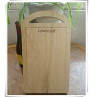 Wholesale custom made rectangular wooden cutting board bamboo beech wood birch wood type from china suppliers