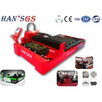 Wholesale Powerful and Speedy 1000W Fiber Laser Cutting Machine From Hans GS Laser from china suppliers