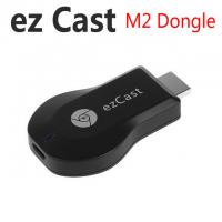 Wholesale OEM M2 EZcast DLNA Airplay WiFi Display Receiver Dongle For Multi - Screen Interactive TV from china suppliers