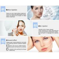 China Cross Linked Best Dermal Fillers Anti Wrinkle Hyaluronic Acid For Facial Lift Breast Buttock Enlargement on sale