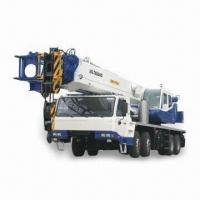 Wholesale TADANO Truck Crane with 55T Maximum Rated Lifting Capacity and Spacious Cab from china suppliers