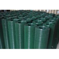 Wholesale Green pvc coated Hardware 22 gauge Wire Mesh Panels PVC Coated , wire mesh fencing from china suppliers