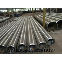 Wholesale DIN17175 Alloy Steel Seamless Pipes , 15CrMoG , 12Cr2MoG , 12Cr1MoVG from china suppliers