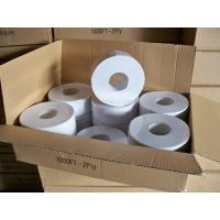 Wholesale Unbleached Biodegradable Virgin Wood Pulp two ply toilet paper from china suppliers