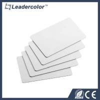 Wholesale Waterproof Blank White UHF RFID Smart Card with PVC printable from china suppliers