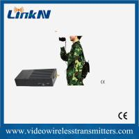 Wholesale Portable H.264 COFDM HDMI Video Wireless Transmitter With NLOS Transmission from china suppliers
