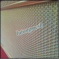 Wholesale Anping Decorative Metal mesh for stair protective mesh from china suppliers