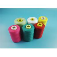 Wholesale 20s/2 20s/3 Knotless Ring Spun Technics and Raw Pattern 100 Spun Polyester Jeans Sewing Thread from china suppliers