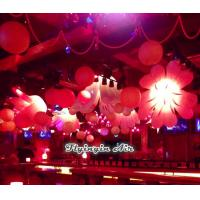 Buy cheap Hanging Inflatable Decorative Flower for Wedding, Party, Stage and Events from wholesalers