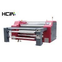 Wholesale Automatic Roller Heat Transfer Machine , Sheets Heat Transfer Printing Equipment from china suppliers