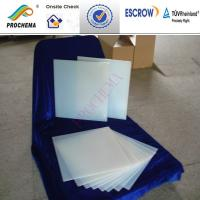 Wholesale anticorrosive high temperature polychlorotrifluoroethylene - pctfe sheet and rod from china suppliers