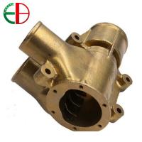 Buy cheap Corrosion Resistance Tin Bronze Cast with high Ductility  EB9076 from wholesalers