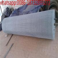 Wholesale Roll Crimped Woven Stainless Steel Wire Mesh /45mn Woven Vibrating Crimped Wire Mesh/Mining Sieve Screen Mesh from china suppliers