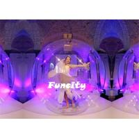Wholesale 0.8mm PVC TPU 2M Diameter Inflatable Dancing Ball from china suppliers