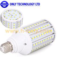 Buy cheap 28W LED street corn lamp 170LM/W, works compatible with old magnetic mercury ballast from wholesalers