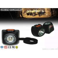Wholesale 8000lux Digital Cordless RechargeableLed Headlamp With 4.5Ah Li - ion Battery from china suppliers