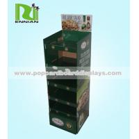 Wholesale Coffee assemble POP Cardboard Displays environmental and portable from china suppliers