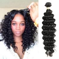 Wholesale Curly Weave Virgin Hair Peruvian Human Hair Weave Bundles Wet And Wavy from china suppliers