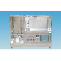 Wholesale Auto Wire Flame Test Equipment Vertical Flammability Tester PLC Control from china suppliers