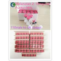 Wholesale 99% Purity Melanotan 2 MT-2 Tan 2 10mg For Beauty Skin Warehouse in USA Ship to Worldwide from china suppliers