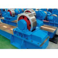 Wholesale 200T Tank Turning Rolls Hydraulic Bending Machine Heavy Duty Pipe Welding Rotator from china suppliers