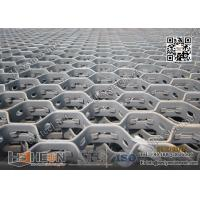 Wholesale Hexagonal Metal Grating for Furnace Lining 19X2.0X50mm AISI410S | 914X3000mm from china suppliers