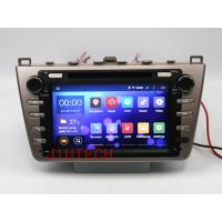 Wholesale Quad core Android 4.4 Car Stereo GPS Navigation DVD Multimedia Headunit For Mazda 6 Atenz from china suppliers