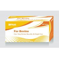 Wholesale One-Step Bovine Brucella Ab Rapid Test - Cassette/Uncut Sheet from china suppliers