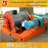 Wholesale CE Approved winch for sale with handle control from china suppliers