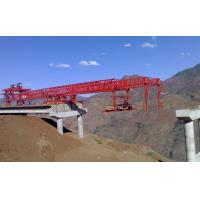 Wholesale 42m Span Construction And Engineering Launching Gantry Crane 1200t Max Load Capacity from china suppliers
