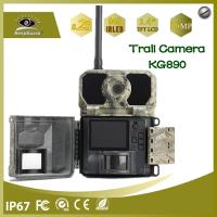 Wholesale 16MP 1080P hd digital video camera for hunting mms 3G trail camera from china suppliers