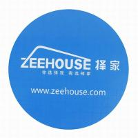 Quality Promotional Fabric Round Mouse Pad, Sublimation Rubber Mouse Mat for sale