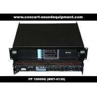 Wholesale Line Array Sound System / FP 10000Q Switch Mode Amplifier Fixed With NEUTRIK Connectors from china suppliers