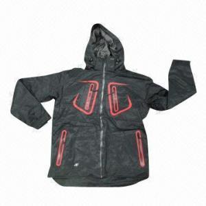 China Tianjin Silk Ladies' Ski Jacket, 2013 New Style on sale