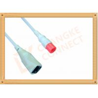 Wholesale MEK 6 Pin IBP Adapter Invasive Blood Pressure Cable Medex Abbott from china suppliers