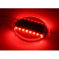 Buy cheap PC Shell Wired Road Stud Reflectors LED Flashing Marker Lights 16 LEDs 1000M Visible from wholesalers