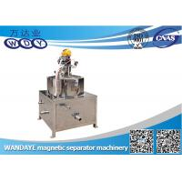 Wholesale Food Industry High Gradient Magnetic Separator / Slurry Separation Equipment from china suppliers