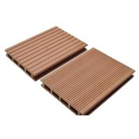 Wholesale Solid Hollow WPC Composite Decking Skidproof Plastic Floors from china suppliers