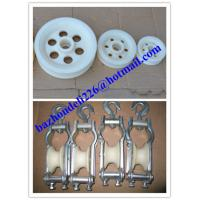 China Price Cable Sheave,Cable Block, manufacture Cable Pulling Sheave on sale