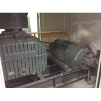 Buy cheap High Capacity Three Lobe Roots Blower 1450rpm For Waste Water Treatment Plant from wholesalers