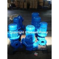 Wholesale Tobee™ TSG Sea Water Inline Pump from china suppliers